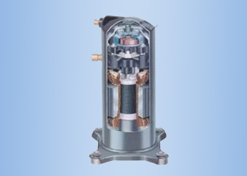 HVAC Scroll Compressor Refrigeration Scroll Compressor - 1