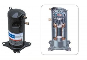 HVAC Scroll Compressor Refrigeration Scroll Compressor