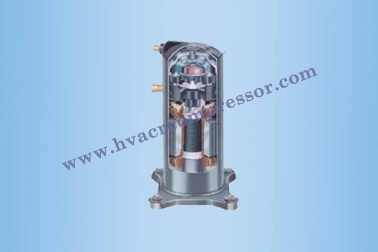 HVACR Scroll Compressor For Air Conditioning Air Conditioner Refrigeration Heat Pump-1 - 750-500