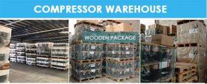 NEWEX HVAC/R Compressor Company warehouse
