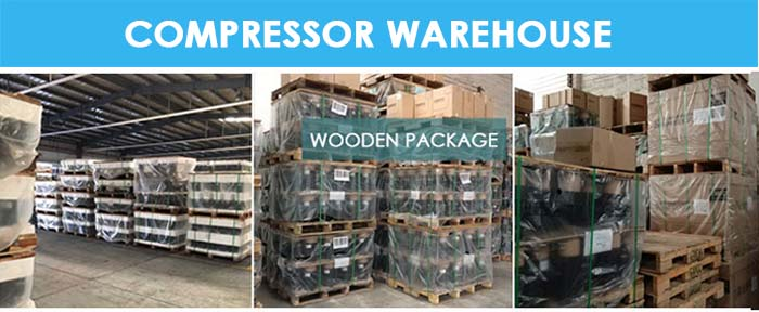 NEWEX HVAC/R Compressor Company warehouse
