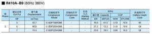 Panasonic-SANYO-Scroll-Compressor-C-SD-R410A-B9