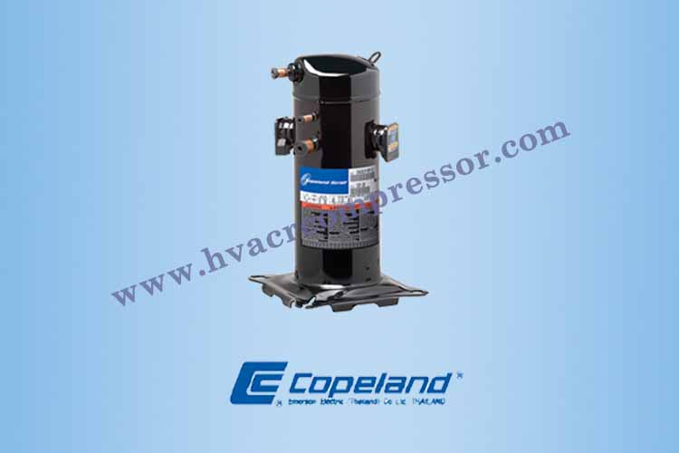 Copeland Scroll Compressor For Air Conditioning Air Conditioner Refrigeration Heat Pump-1 - 750-500
