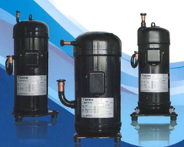 DAIKIN Scroll Compressor-B-G-D Series