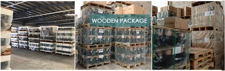 DAIKIN Scroll Compressor Packing