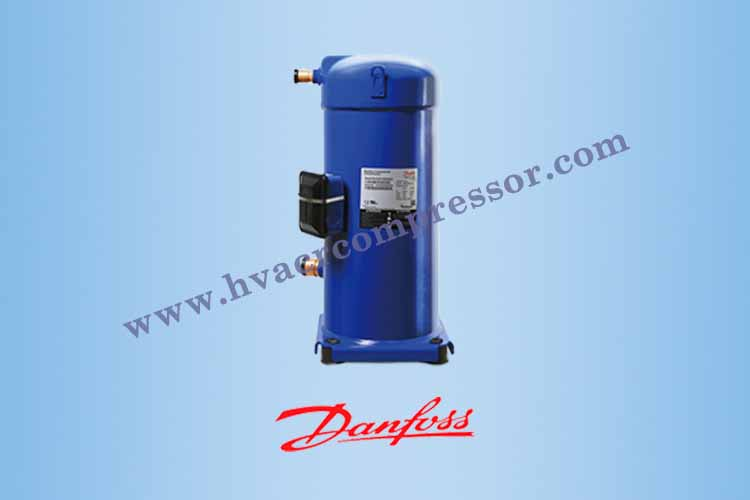 Danfoss Scroll Compressor For Air Conditioning Air Conditioner Refrigeration Heat Pump-1 - 750-500