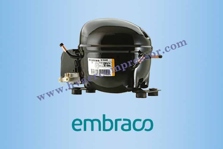 Embraco Reciprocating Piston Compressor For Refrigeration-1 - 750-500