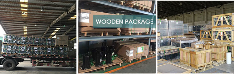 Emerson copeland scroll compressor packing