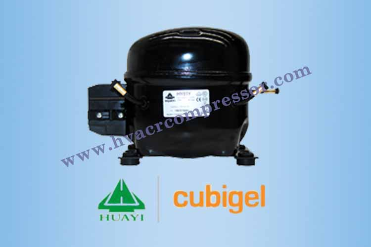 HUAYI Cubigel Reciprocating Piston Compressor For Refrigeration-1 - 750-500
