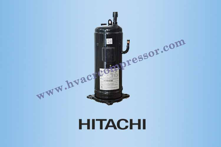 Hitachi Scroll Compressor For Air Conditioning Air Conditioner Refrigeration Heat Pump-1 - 750-500