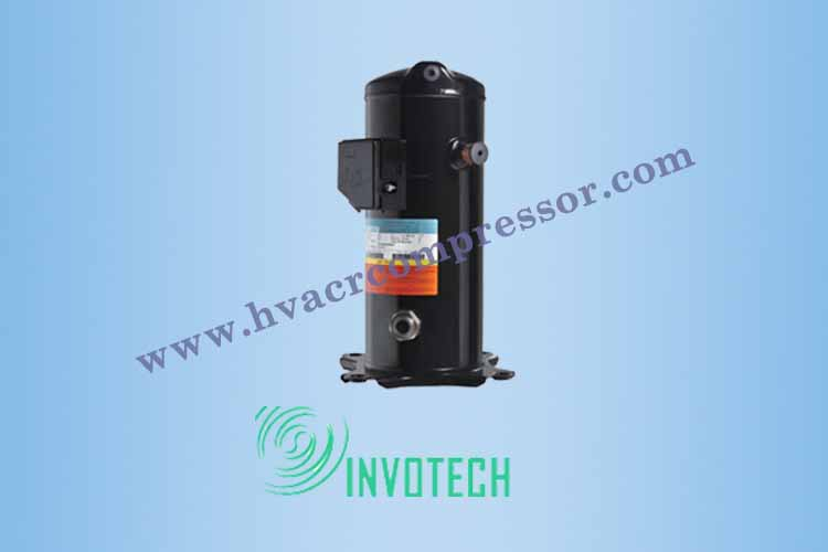 InvoTech Scroll Compressor For Air Conditioning Air Conditioner Refrigeration Heat Pump-1 - 750-500