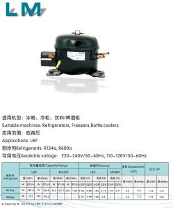 MAIDI SIKELAN Compressor-LM Series