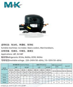 MAIDI SIKELAN Compressor-MK Series