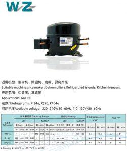 MAIDI SIKELAN Compressor-WZ Series