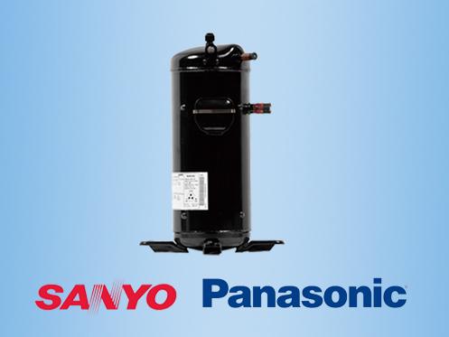 Panasonic SANYO Scroll Compressor