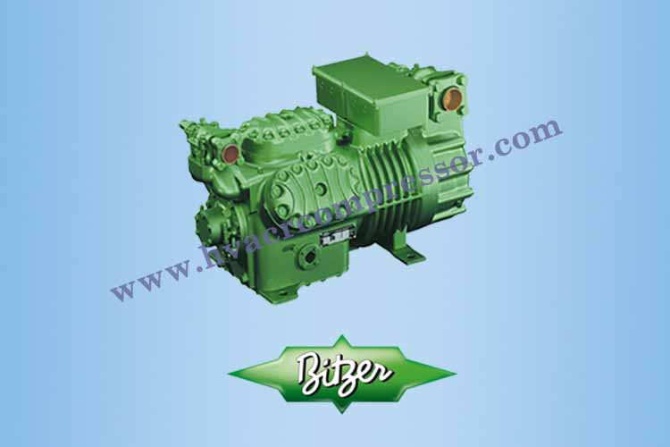 Bitzer Semi Hermetic Piston Compressor For Refrigeration-1 - 750-500