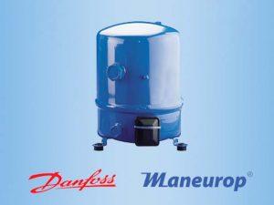 Danfoss Maneurop Reciprocating Compressor 497-373