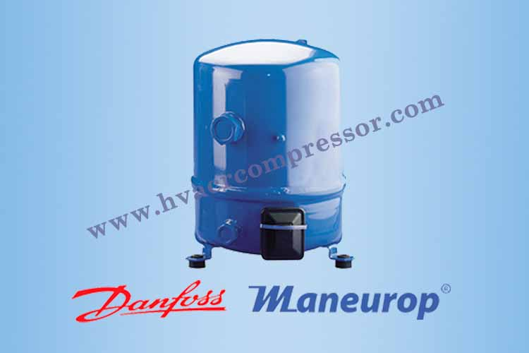 Danfoss Maneurop Reciprocating Piston Compressor For Refrigeration-1 - 750-500
