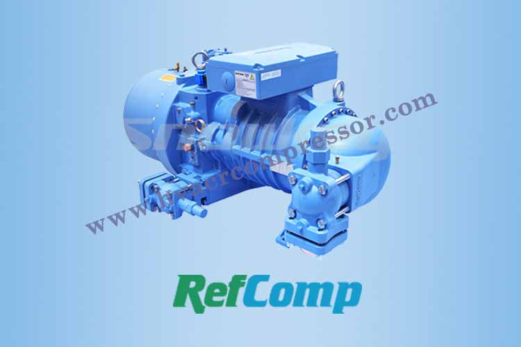RefComp Screw Compressor for Refrigeration-1 - 750-500