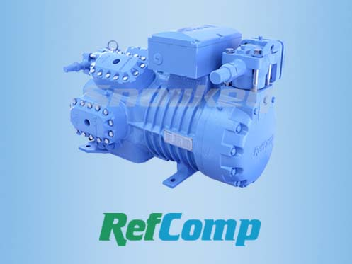 Refcomp Piston Compressor