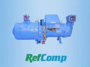 Refcomp Screw Compresso