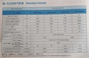 panasonic-scroll-compressor-standard-model-for-heat-pump-water heater-application-R22