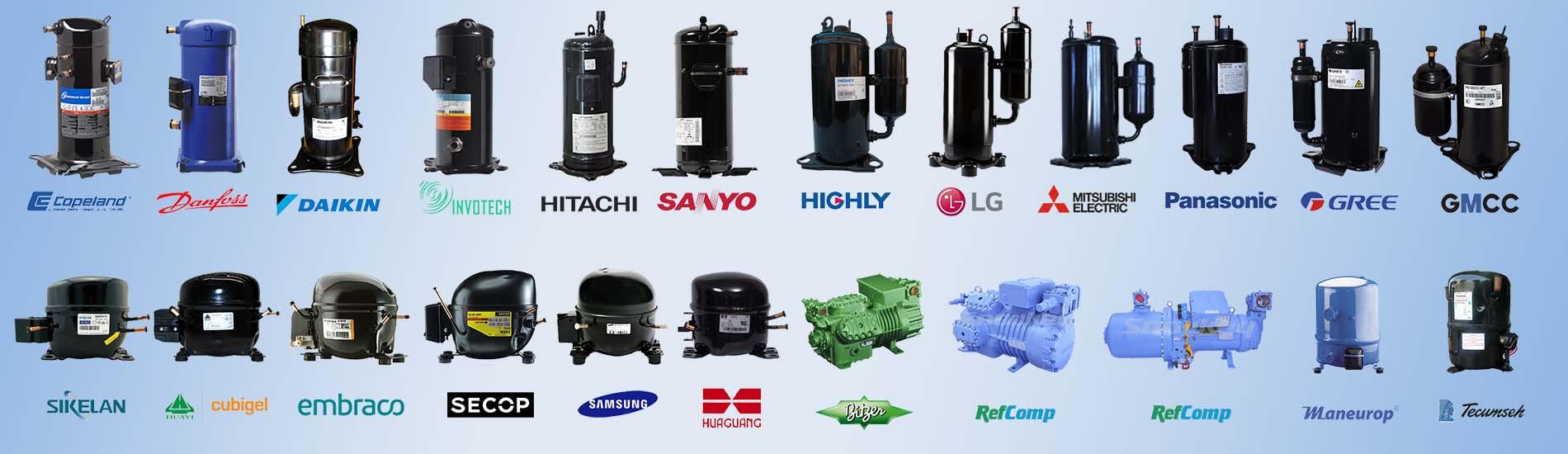 NEWEX HVACR Compressor Company slider - 1900-550