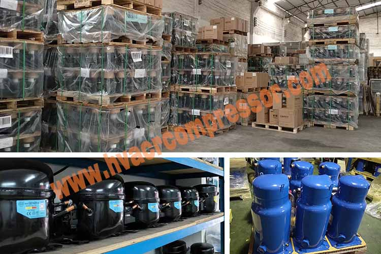 HVACR Compressor Warehouse -5 - 750-500